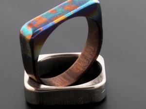 Titanový prsten