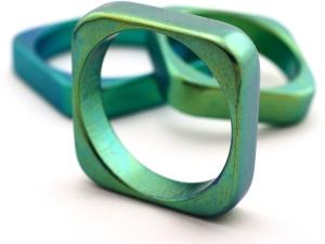 Titanové prsteny